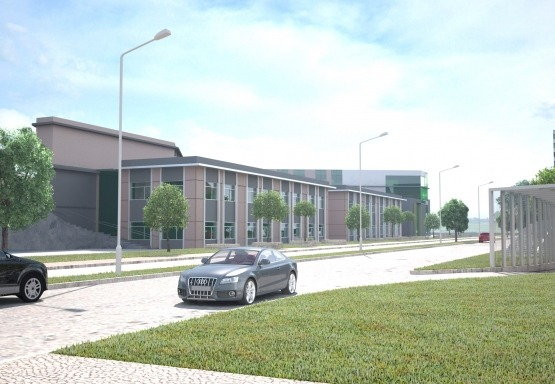 Düzce Üniversitesi Spor Bilimleri Fakültesi Eğitim Bloğu ve Spor Kompleksi İnşaatı