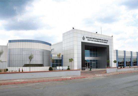 Köseköy (Necip Fazıl Kısakürek) Cultural Center