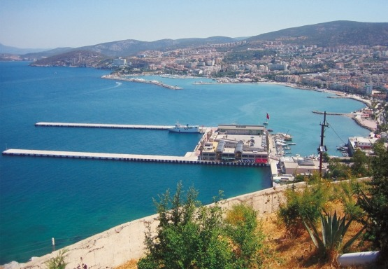 Turkish Maritime Organization Kuşadası Wharf and Pile Works