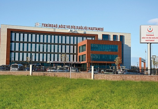 Tekirdağ Oral and Dental Health Hospital