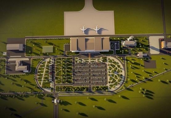 Devlet Hava Meydanları İşletmesi Tokat Yeni Havalimanı Üstyapı İşleri