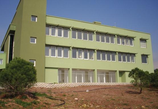 Tübitak MAM GMBE Annex Building