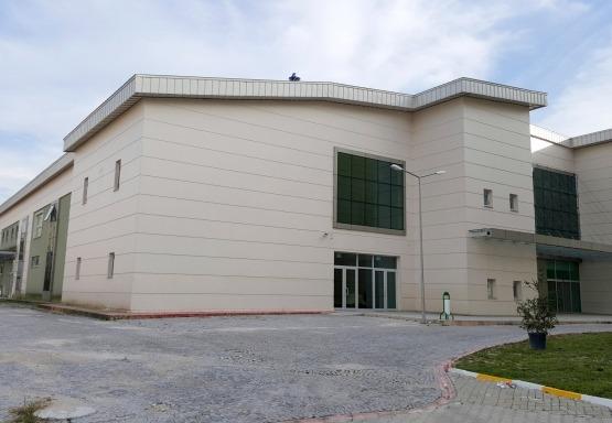Yalova Merkez 2500 Seyirci Kapasiteli Spor Salonu