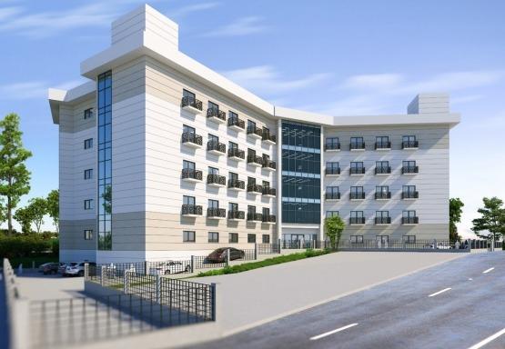 Sultangazi Belediyesi Yaşlı Bakım Merkezi İnşaatı